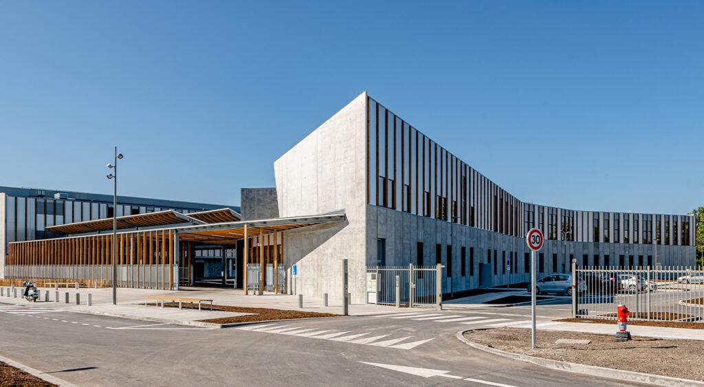 facade Collège Marsas